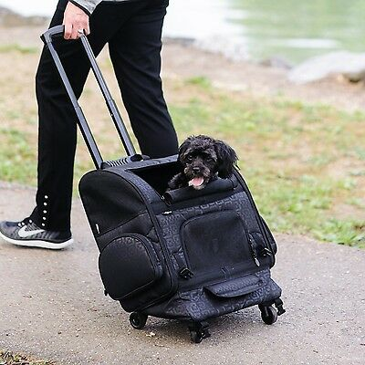 Gen7Pets Roller Carrier Backpack Airline Carrier/Cat's or Dogs ALL Colors/Sizes!