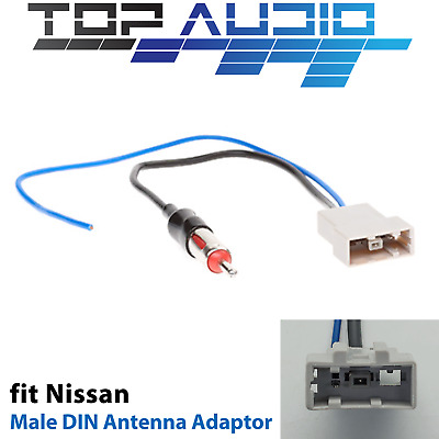 APA69 Antenna adaptor adapter converter plug Aerial lead cable for Nissan