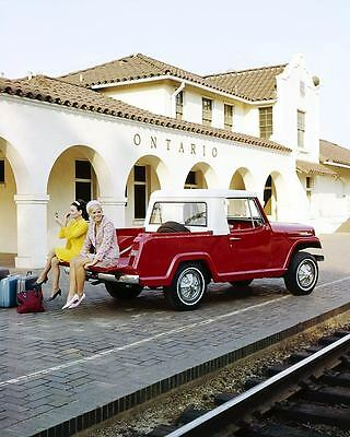 1967 Jeep Jeepster Commando Factory Photo ua8627-FTETAW