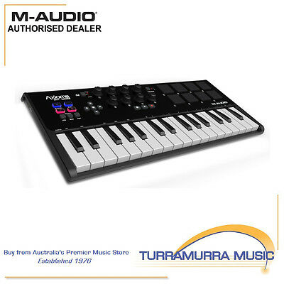 M-Audio Axiom AIR Mini 32 portable MIDI keyboard controller