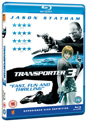 Transporter 3 Blu-Ray (2009) Jason Statham