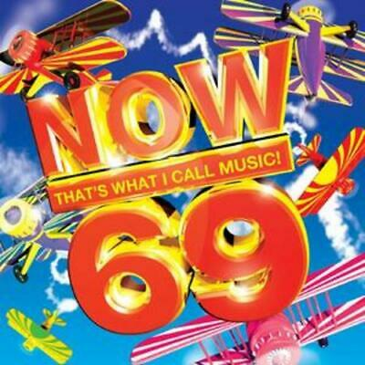 Various Artists : Now That's What I Call Music! 69 CD (2008)