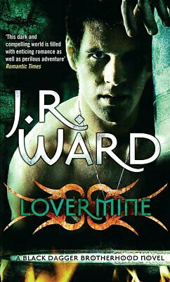 Lover Mine by J. R. Ward (Paperback) New Book