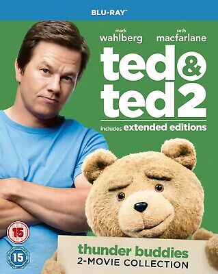 Ted/Ted 2 (Box Set) [Blu-ray]