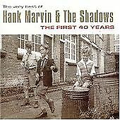 Hank Marvin & The Shadows : The Very Best Of Hank Marvin & The Shado CD
