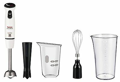 Tefal Infiny Force Hand Blender with Sauce Attachment and Whisk, 700 W