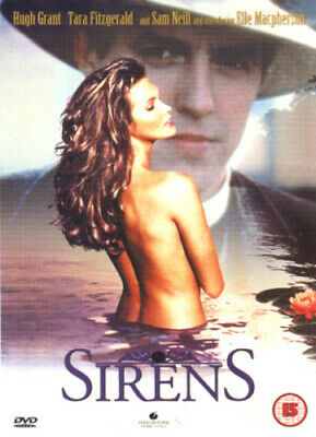 Sirens DVD (2004) Hugh Grant, Duigan (DIR) cert 15 Expertly Refurbished Product