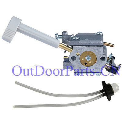 Rep 308054079 Carburetor for Ryobi RY08420 RY08420A Backpack Blower W bulb line