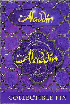 Aladdin Broadway Collectible Pin - Adam Jacobs