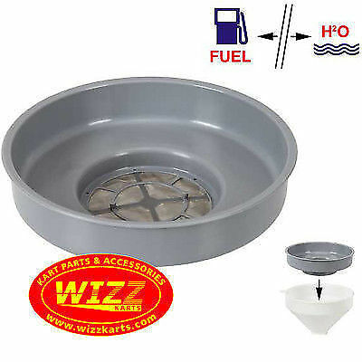 Water Seperation Filter for Large Funnel FREE POSTAGE WIZZ KARTS