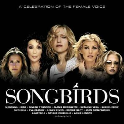 Various Artists : Songbirds: a Celebration of the Female V CD