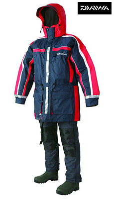 New Daiwa Sas Mk7 2 Piece Flotation Suit All Sizes Available
