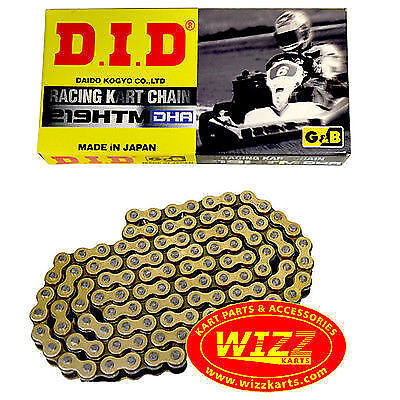 KART 106 Link DID DHA 219 Kart Racing Chain Best Price On Ebay