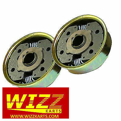 "2 x Magnum 20t 219 Centrifugal Racing Clutch 3/4"" (19.05mm) FREE POSTAGE"