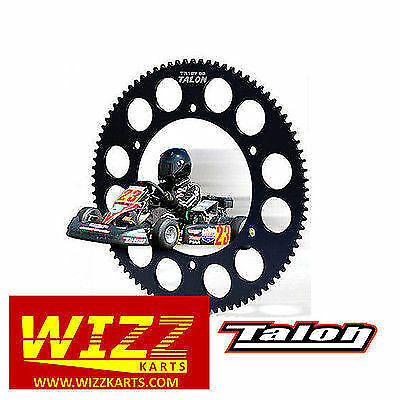 78t Talon Premium Quality 219 Annodised Alloy Kart Sprocket FREE POSTAGE