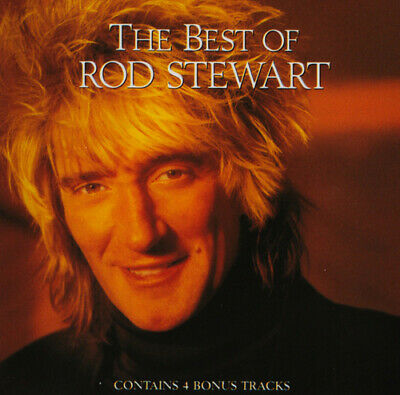 Rod Stewart : The Best of Rod Stewart CD (1989)