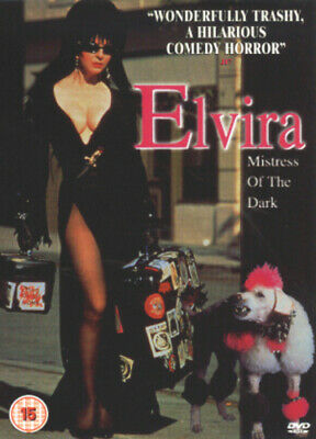 Elvira - Mistress of the Dark DVD (2003) Cassandra Peterson, Signorelli (DIR)