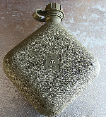 Canteen 2qt bladder. New Unissued. Genuine ex Military made in Australia.
