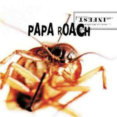 Papa Roach : Infest CD Value Guaranteed from eBay's biggest seller!