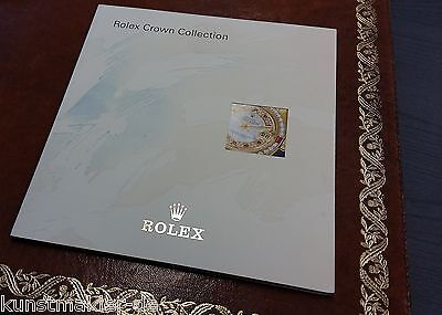 ROLEX Crown Collection ! Katalog Anno 1997 !