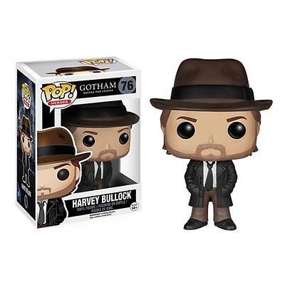 Gotham Harvey Bullock Pop! Vinyl Figure - Funko - FU6247