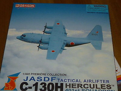 Dragon Wings 1:400 Lockheed C-130H Hercules Jasdf 401 Sqn 55722