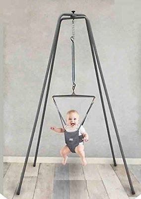 Jolly Jumper Exerciser with Super Stand-Door Clamp Included-No Shipping to U.S.A