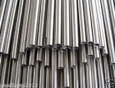 5PCS 304 Stainless Steel Capillary Tube OD 6mm x 4mm ID, Length 250mm