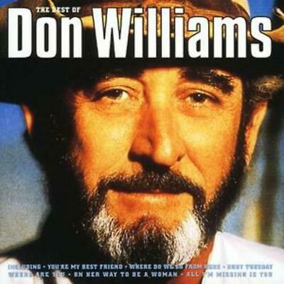 Don Williams : The Best Of CD (2008) Highly Rated eBay Seller, Great Prices