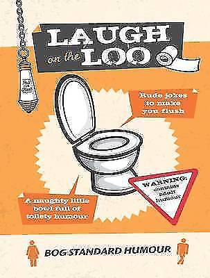 Laugh on the Loo, New, Parragon Book
