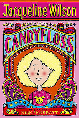 Candyfloss by Jacqueline Wilson (Paperback) New Book