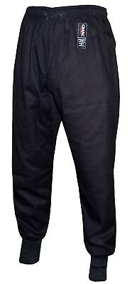 Cimac Kung Fu Pants Cuffed Trousers Black Tai Chi Adult Martial Arts JKD Jeet