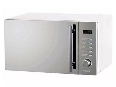 Wellco Combination Microwave Oven with Grill 20 Litre MW202