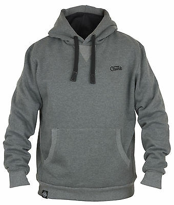 Brand New Fox Grey Chunk Ribbed Hoody Hoodie - All Sizes Available
