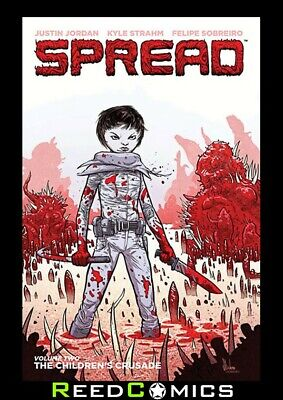 SPREAD VOLUME 2 CHILDRENS CRUSADE GRAPHIC NOVEL New Paperback Collects #7-11