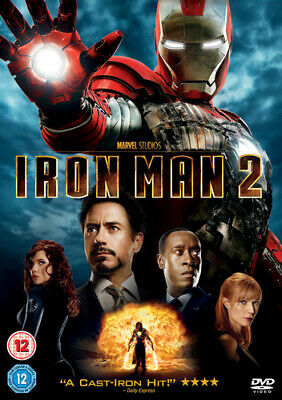 Iron Man 2 DVD (2013) Robert Downey Jr, Favreau (DIR) cert 12 Quality guaranteed