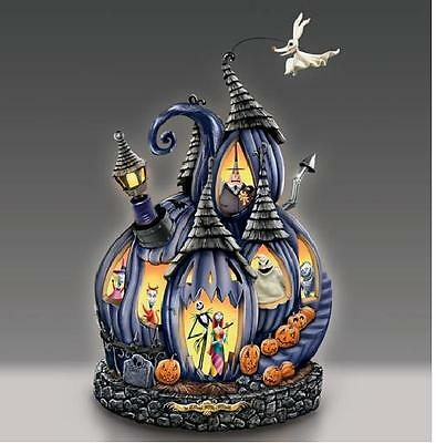 Nightmare Before Christmas Masterpiece Pumpkin MUSICAL with FLYING ZERO NMBX