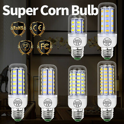 Led G9/GU10/E27/E14 LED 5730 SMD Corn Lamp Bulb Light Candle Light Bulbs