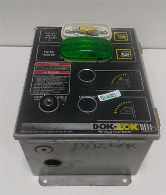 Rite-Hite Corp Dok-Lok Vehicle Restraint