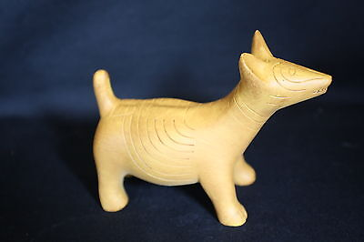 NEW Aztec Dog, symbolises deep friendship and support (AN124)