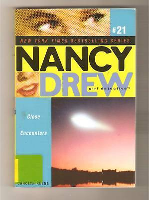 Nancy Drew Girl Detective #21 Close Encounters