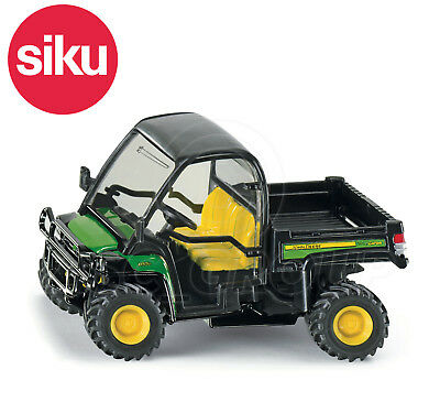SIKU NO.3060 1:32 Scale JOHN DEERE GATOR ATV WITH TIPPING BED Dicast Model / Toy