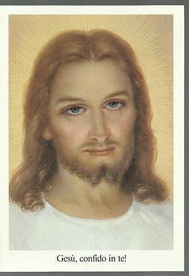 97252 santino holy card gesu' confido in te