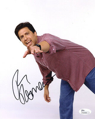 (SSG) RAY ROMANO Signed 8X10 Color Photo with a JSA (James Spence) COA