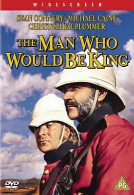 The Man Who Would Be King DVD (2010) Sean Connery ***NEW***