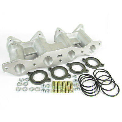 Mangoletsi Ford 1.1/1.3L Cross flow manifold twin Dellorto/Weber 40 carbs M4240A