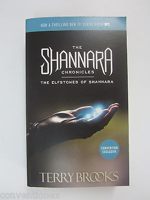 NYCC Comic Con 2015 Exclusive The Shannara Chronicles The Elfstones Of Shannara