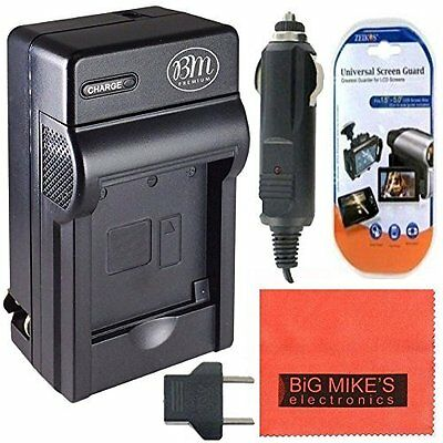 BLN1 Battery Charger For Olympus OM-D E-M1 E-M5 E-P5