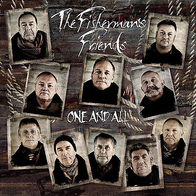 The Fisherman's Friends : One and All CD (2013) ***NEW***