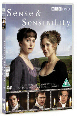 Sense and Sensibility DVD (2008) Jean Marsh, Alexander (DIR) cert U Great Value
